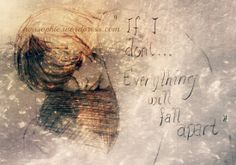 Everything will fall apart Falling Apart, Your Story, Ava, Wordpress, Friday, Parenting, Childcare, Natural Parenting