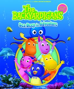 WIN Tickets to The Backyardigans: Sea Deep in Adventure Show #OTTAWA