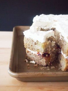 Peach cobblers, Loaf cake and Cobbler on Pinterest