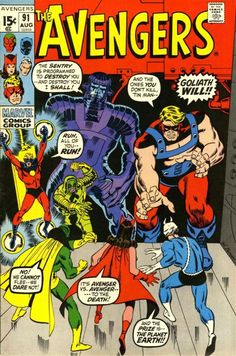 Against us walks Goliath! The Kree turn Hawkeye against his comrades as Alien Spring continues!