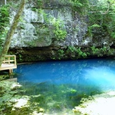 Blue Spring, Ozark Natl Scenic Riverways, Missouri
