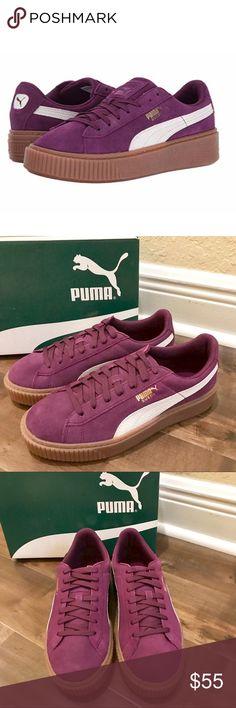 0c79c1b66147 Brand New Puma Sneaker Youth Size 7   Women s 8.5