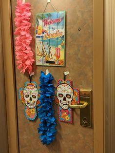Cruise Door Decor, Joseph, Wreaths, Halloween, Brown, Home Decor, Decoration Home, Door Wreaths, Room Decor