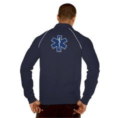 Personalize your custom jacket with design you like.