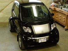 """SOLD!! $10,000 takes this $20,000 smart 450 """"GT"""" with $18,000 of performance modifications."""