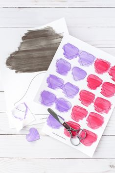 Just in time for Valentine's Day, kids of all ages will enjoy creating a darlingheart hedgehog craft with paper hearts, paint, and pom poms. This easy kids craft includes a printable template, making it perfect for home or school.