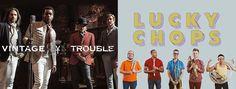Vintage Trouble e i Lucky Chops da non perdere al Carroponte
