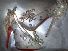 Cinderela Louboutin