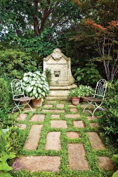 Backyard Designs: Step Into an Oasis - Southern Living