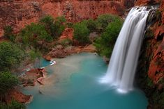Havasu Falls 3 Day Hiking Tour...we've been wanting to do this for years...waiting for the kids to get a bit older:)