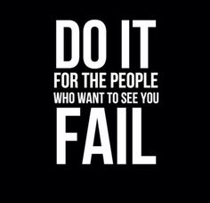 DO IT for the people who want to see you Fail #Succeed #victory #winner #bestcasinogameinvegas #toponlinecasinoslotgames