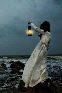 ... when the dawn is still dark...