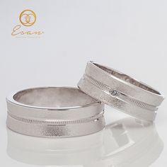 Verighete din aur alb cu diamant ESV16 Cuff Bracelets, Jewelry, Fashion, Moda, Jewlery, Jewerly, Fashion Styles, Schmuck, Jewels