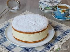 Käse sahne torte ricetta