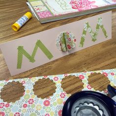 My students are learning how to make pop out flowers this week, which make a pretty nice Mother's Day card. Last year I did this with hearts, but I like this flower for this time of year, for all the obvious reasons. Supplies: • 12″ x 12″ solid cardstock scrapbook paper • 12″ x 12″ print … Read More