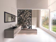 Bathroom room divider