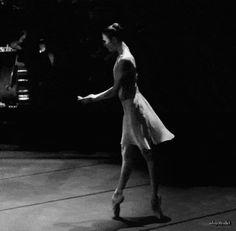 adayofballet: Svetlana Zakharova in Two as One. Ahhhh the way she moves<3