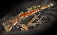 Updated M1 Garand