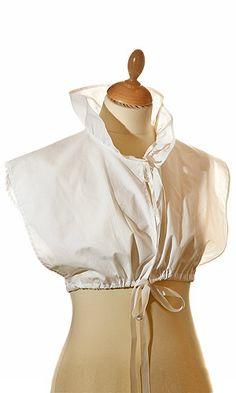 Chemisette - Regency - Handmade - Jane Austen Centre Jane Austen Online Giftshop