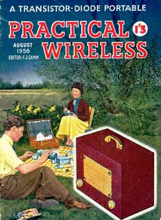 Practical Wireless, August 1956.