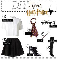 """DIY Halloween"" by fashionbygm on Polyvore"