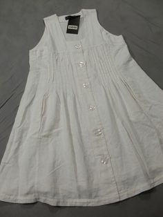 Sarah Santos Damen Lagenlook Tunika Bluse Shirt lang rosa//grau//weiß Gr L neu