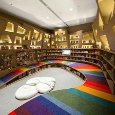 Amazing bookstore.