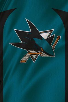 San Jose Sharks Print By Joe Hamilton