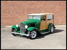 1931 Ford Woody Street Rod 350 CI, Automatic See more about Street Rods and Ford. Ford Trucks, 4x4 Trucks, Diesel Trucks, Lifted Trucks, Ford Diesel, Ford Chevrolet, Chevy, Woody Wagon, Ford F Series