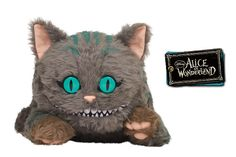 Medicom x Disney: Tim Burton's Alice in Wonderland - The Cheshire Cat Plush Cheshire Cat Plush, The Cheshire, Doll Toys, Dolls, Tim Burton, Plushies, Alice In Wonderland, Pixie, Fairy Tales