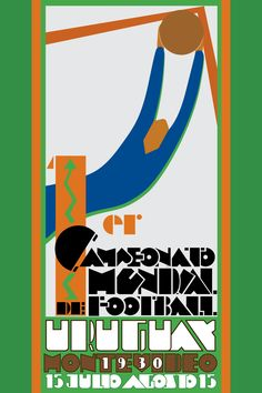 FIFA WORLD CUP In the inaugural football world cup was contested. The grand tournament was hosted by the South American nation Uruguay. 1930 Fifa World Cup, World Cup 2018, Soccer World, World Football, Football Icon, World Cup Logo, Football Mondial, World History Facts, History Quotes