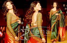 Shriya Designer Blouse Saree