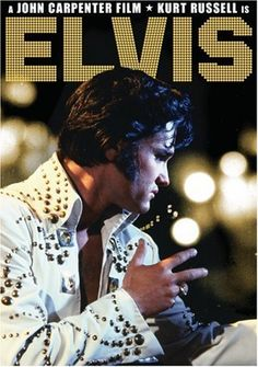 Kurt Russell did a magnificant job playing Elvis.
