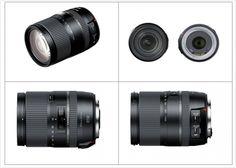 Tamron 16-300mm f/3.5-6.3 DI II VC PZD MACRO Lens for APS-C Cameras Unveiled