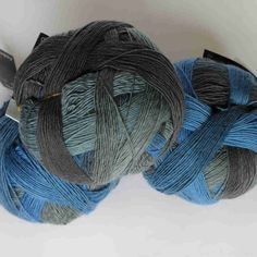 Rauchzeichen Zauberball 100 von Schoppel-Wolle - Heikes Handgewebtes