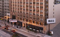 Upstairs Ace Hotel, Los Angeles (Downtown) - America's Coolest Rooftop Bars | Travel + Leisure