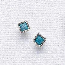 Opal Splash Earrings