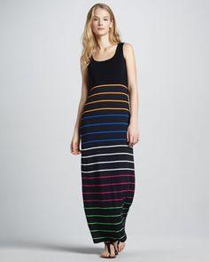 Endurance Stripe Maxi Dress from Bailey 44