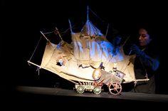 The Gabriadze Marionette Theatre – Ramona