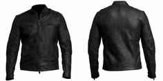 Once Again Outstanding Edition in Men's Fashion presented by our well- known Online store Xtreemleather.  Men's Biker Vintage Motorcycle Distressed BLACK Cafe Racer Leather Jacket made from Real Leather. You can get easily this stylish jacket at discounted price.