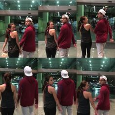 After training ❤ preparation for ~ © Daniel Padilla, Cant Help Falling In Love, Kathryn Bernardo, Fan Page, Borneo, Otp, Collages, Training, Entertainment