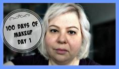 #100DaysOfMakeup #100DaysOfMakeupChallenge Day 1! Fresh Faced and Fake Freckled https://youtu.be/B2KgY6cBod8