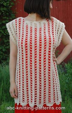 Bruges Lace Sleeveless Summer Top included video How to Crochet Bruges Lace tape