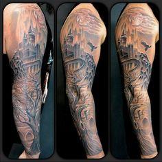 Bran Castle Tattoo