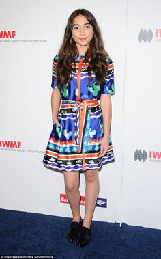 Not into cliques: Girl Meets World star Rowan Blanchard recently opened up about why she i...