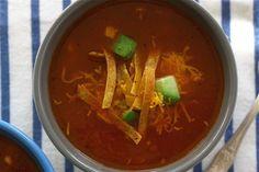 Chicken Tortilla Soup <3