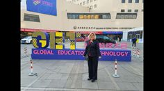 Our CEO Susan Wells at the GET Conference Educational Technology, Wells, Conference, Wels, Instructional Technology