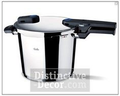 Capacity Vinod Stainless Steel Induction Pressure Cooker All Hobs Handi Shape 5.5L