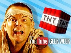YouTube at WAR! Epic Video Game BATTLE! Geek Week!