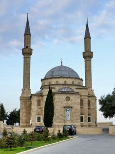 Haji Mirza Ahmed Mosque, Baku, Azerbaijan